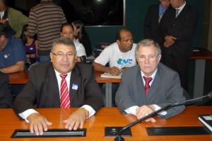 Luiz de Souza Arraes e Valmir de Almeida Lima: uma vitória do consenso