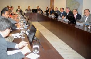 Dilma assume compromisso de regulamentar convenção 151 da OIT