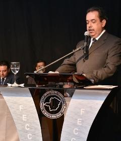Presidente da CNTC toma posse