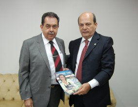 Levi Fernandes Pinto e Roberto Santiago