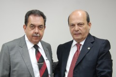 Levi Fernandes e Roberto  Santiago