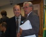 Luiz Carlos Motta e Idelmar da Mota Lima