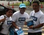 Dirigentes da CNTC no Congresso