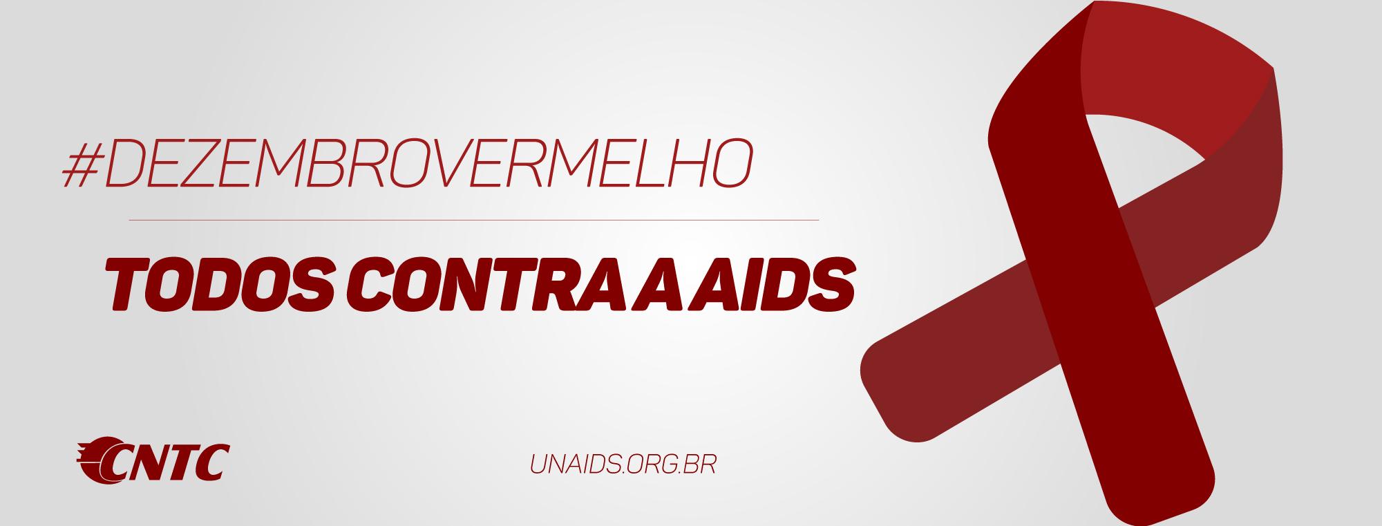 Dezembro Vermelho AIDS CNTC